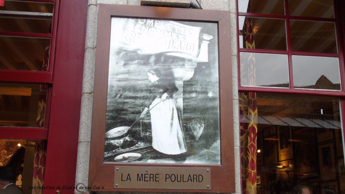 Auberge de La Mère Poulard, Barrage, Piano Bar, Cocktail avec Le Chef Grespier.