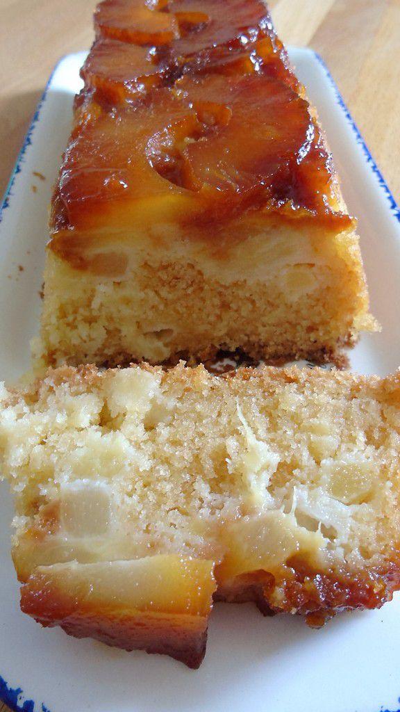 Gâteau à l'ananas OmnicuiseurVitalité