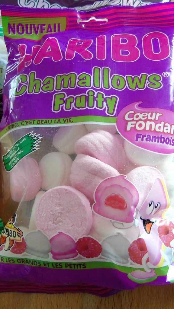 Partenariat Haribo Chamallows