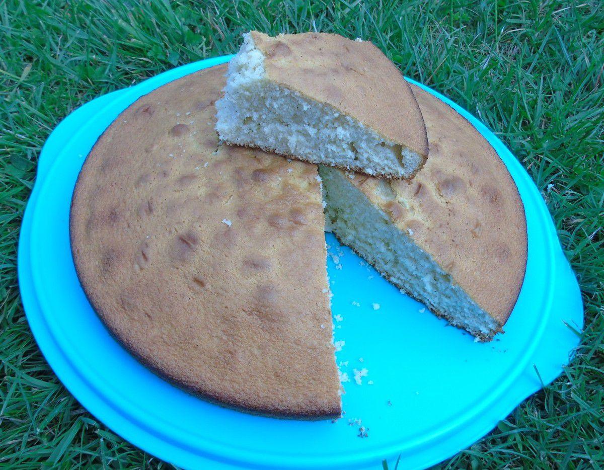 Gâteau sans prétention mais tellement bon