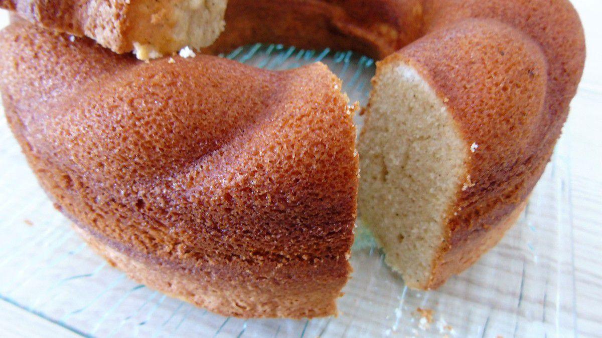 Gâteau Facile à la vanille