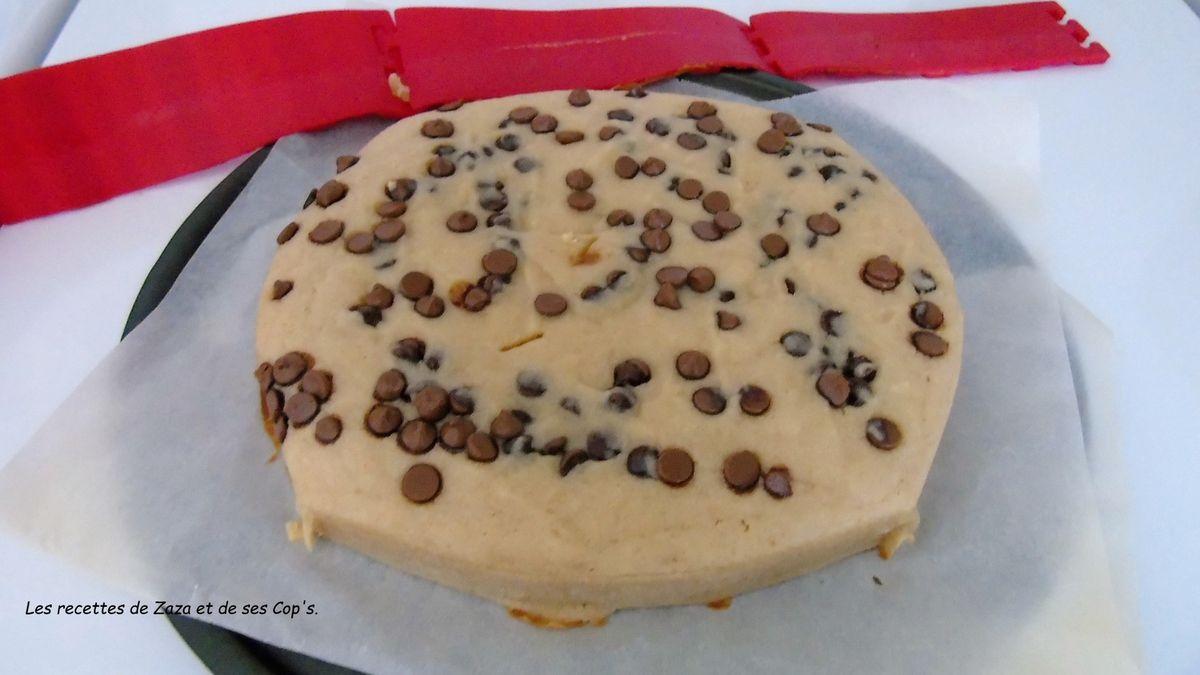 Gâteau surprenant sans œufs à la compote réalisé avec Ankarsrum