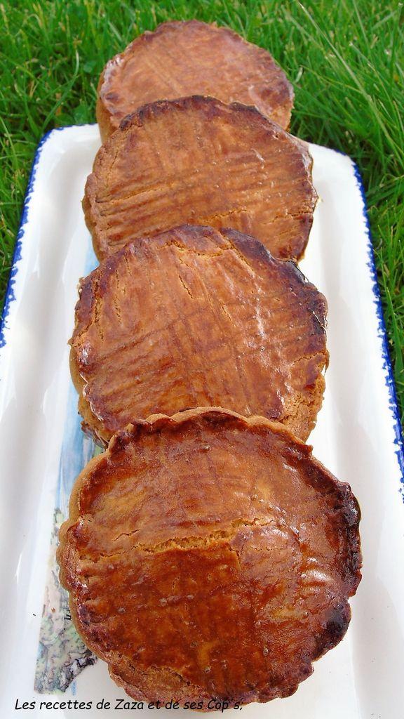 Gâteaux Bretons au Salidou