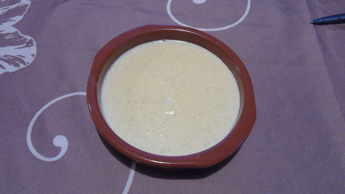 Crèmes brûlées entièrement réalisées au Cook expert