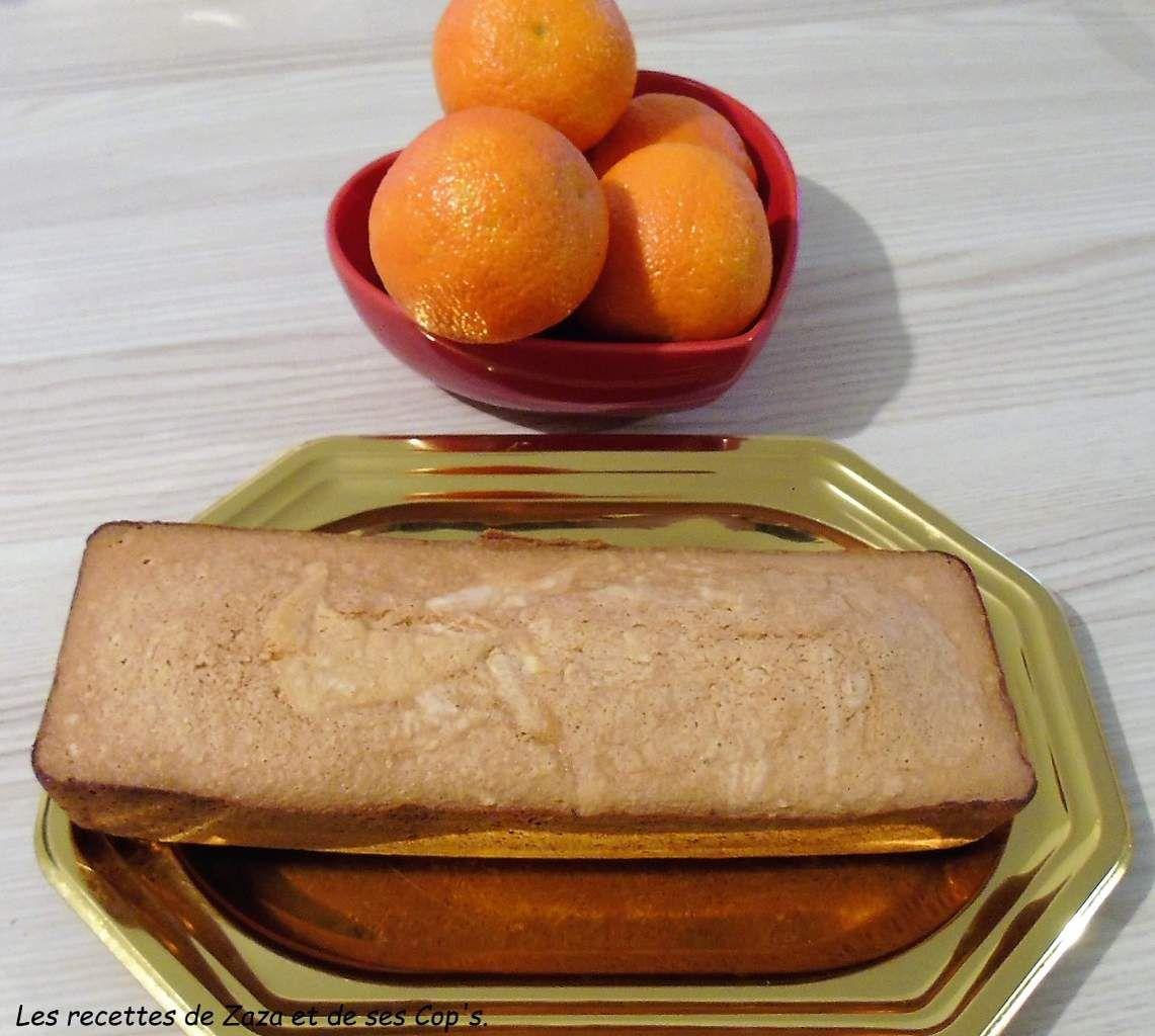Gâteau tout doux et moelleux à la Clémentine