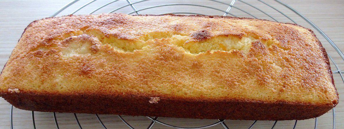 Gâteau extra moelleux à l'orange réalisé au Cook Expert