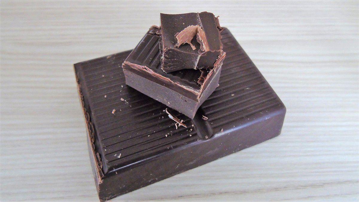Crème au chocolat de Mr Christophe Felder