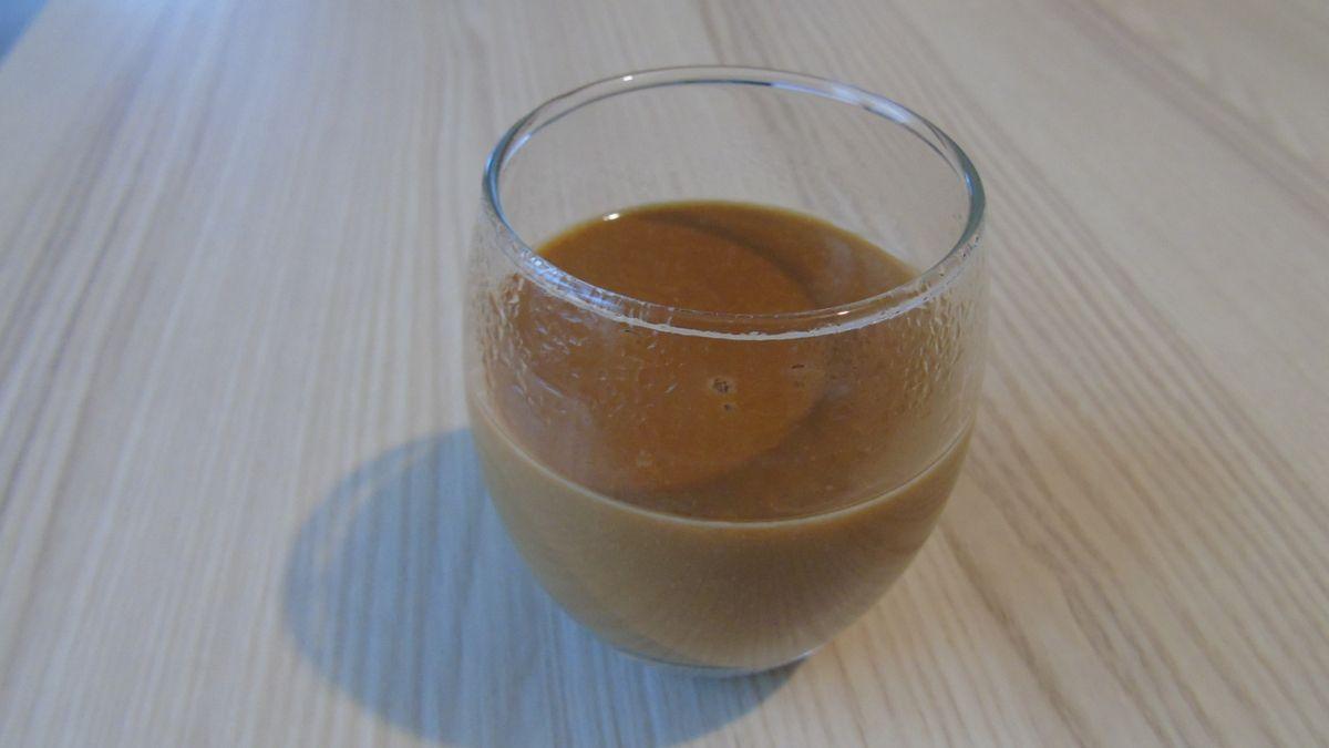 Crème au Café réalisée au Cook Expert