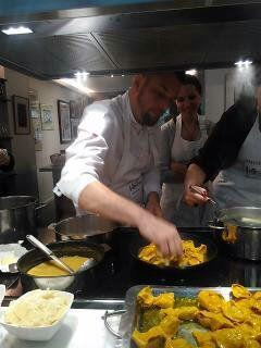 La brigade en cuisine !! fous rires garantis !!