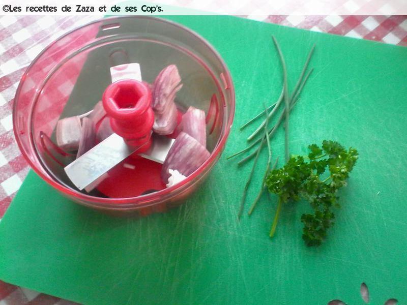 Rillettes de thon de Zaza