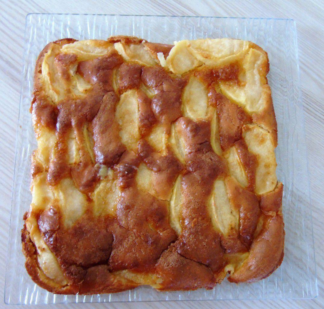 Gâteau Marie Christine avec ou sans Thermomachin (ici réalisé sans !!)