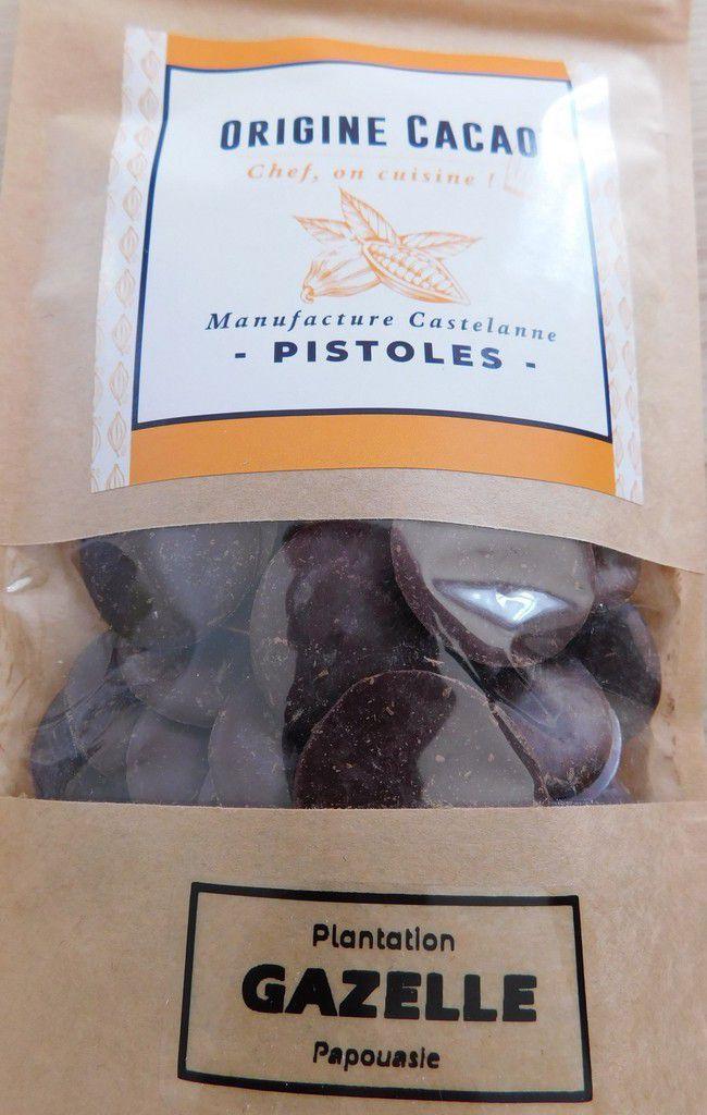 Nouveau Colis très chocolat de mon Partenaire Nantais Castelanne Chocolat