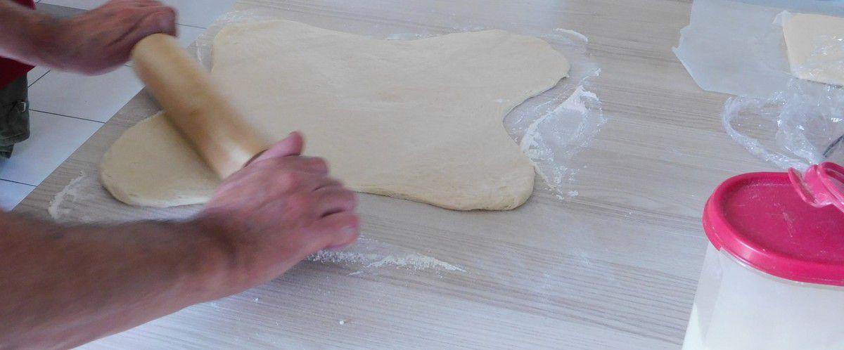 Croissants du chéri à Zaza
