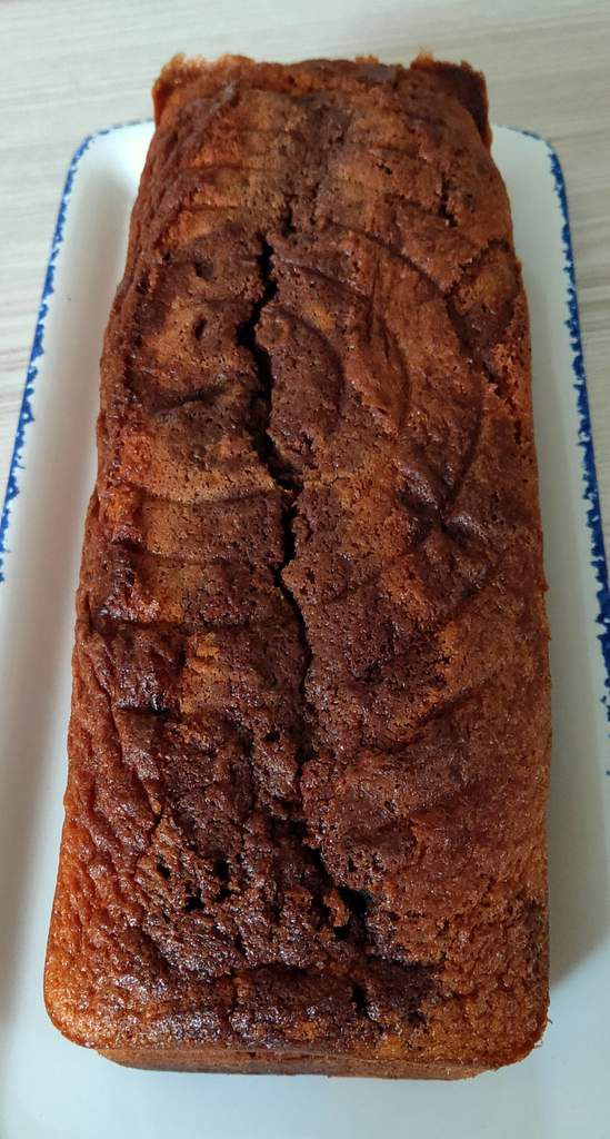 Cake ultra moelleux chocolat et clémentine