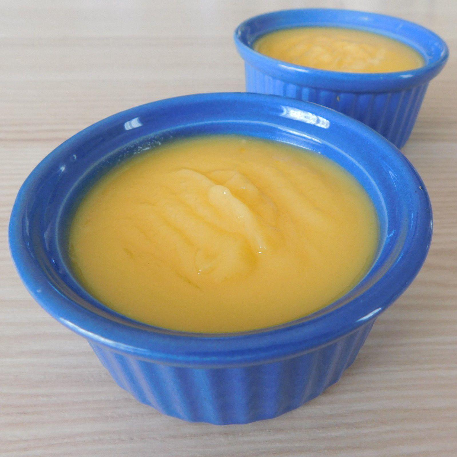 Crème au Citron ultra rapide et ultra gourmande