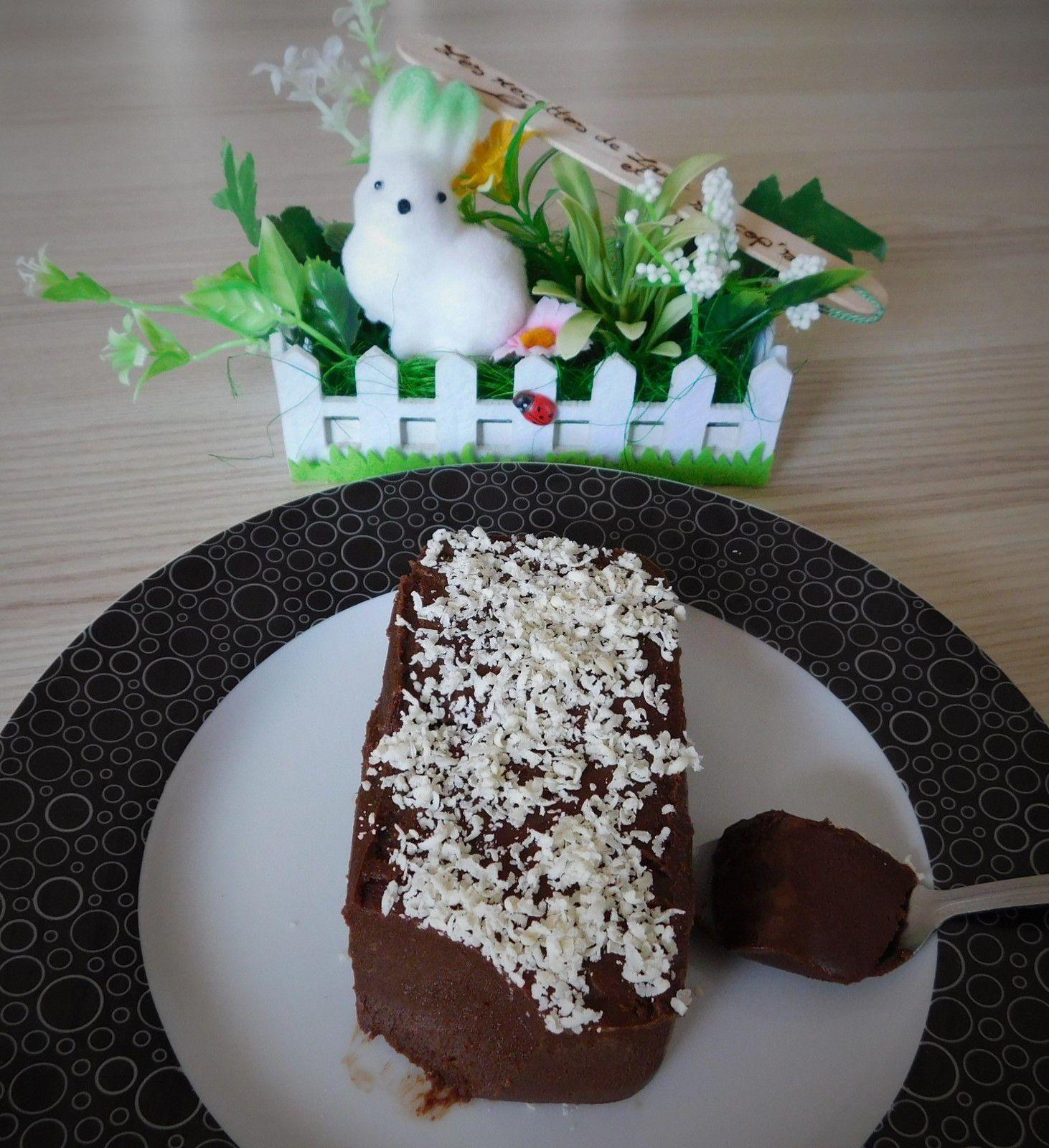 Fondant au chocolat sans cuisson , sans œuf et sans farine ...