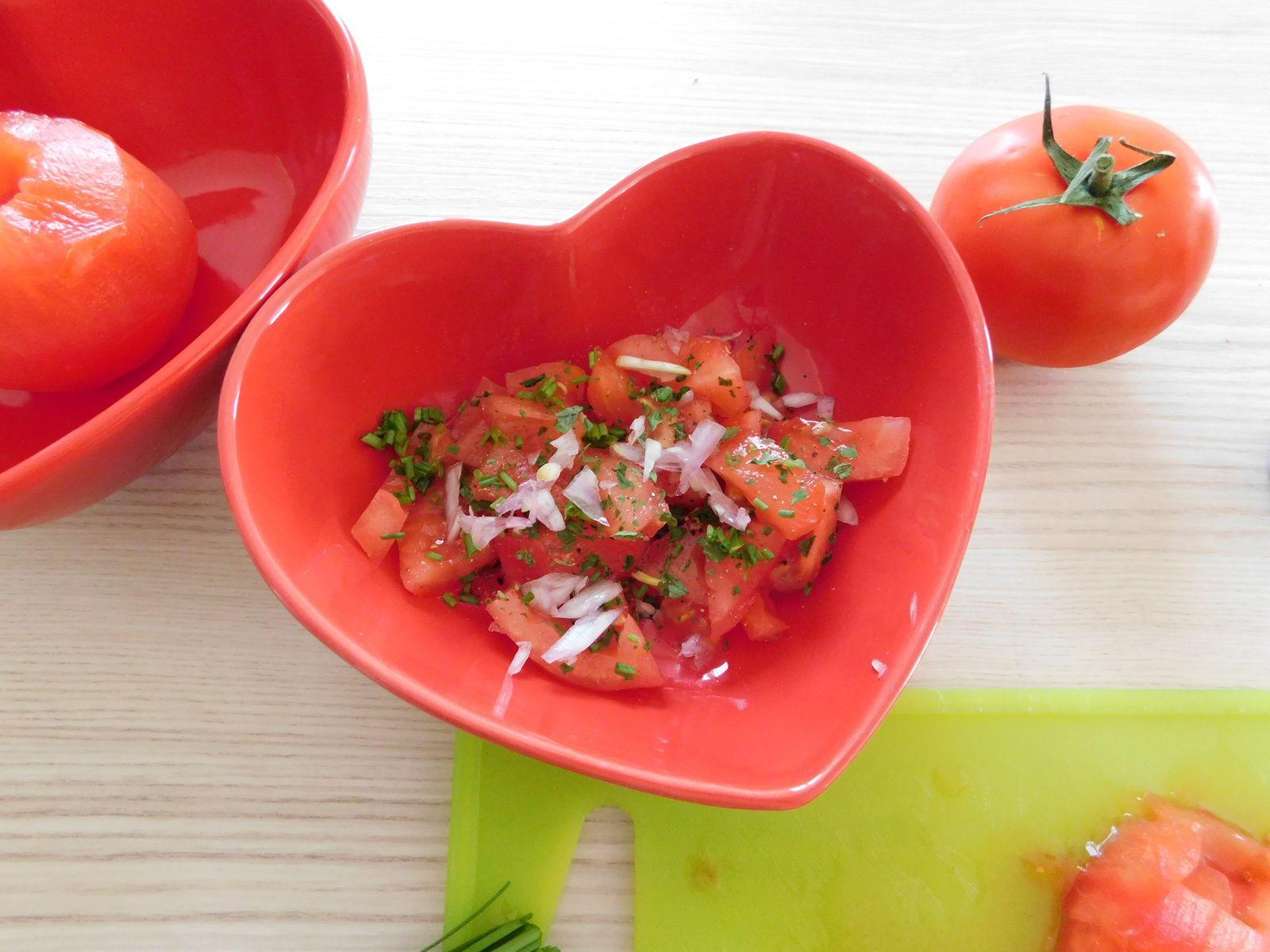 Salade des Aigrettes