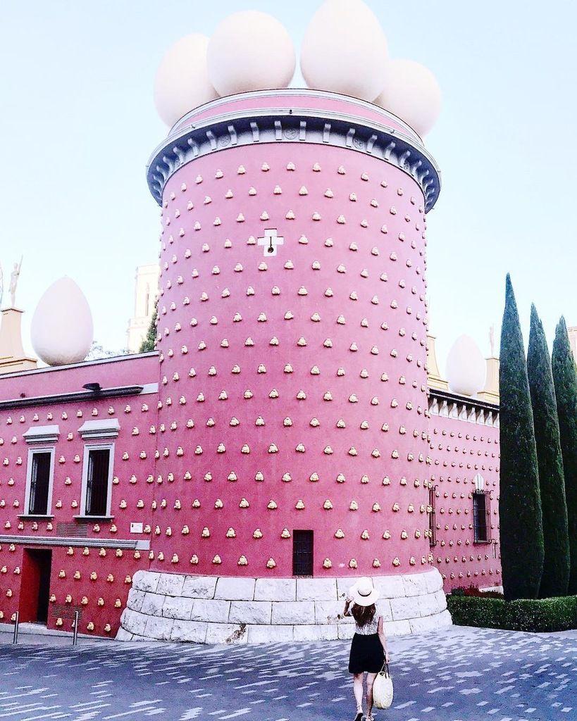 Théâtre - Musée  Dalí
