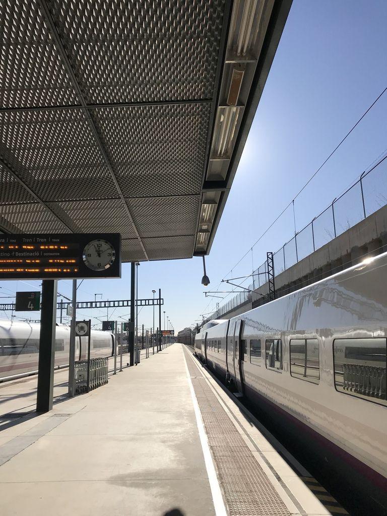 Gare de Figueres Vilafant