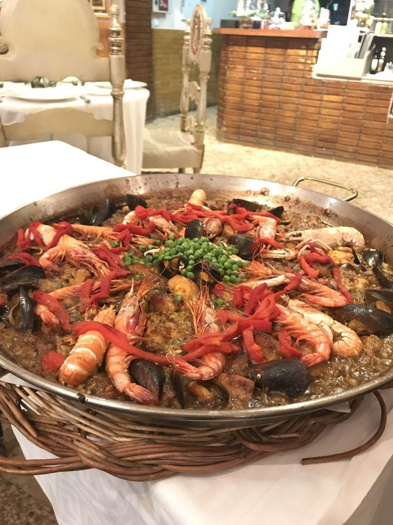 Cuisine typique catalane