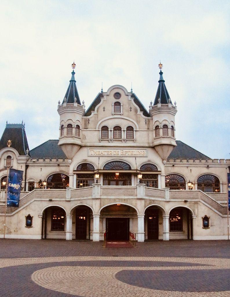 2 jours au Parc d'Attractions Efteling aux Pays-Bas