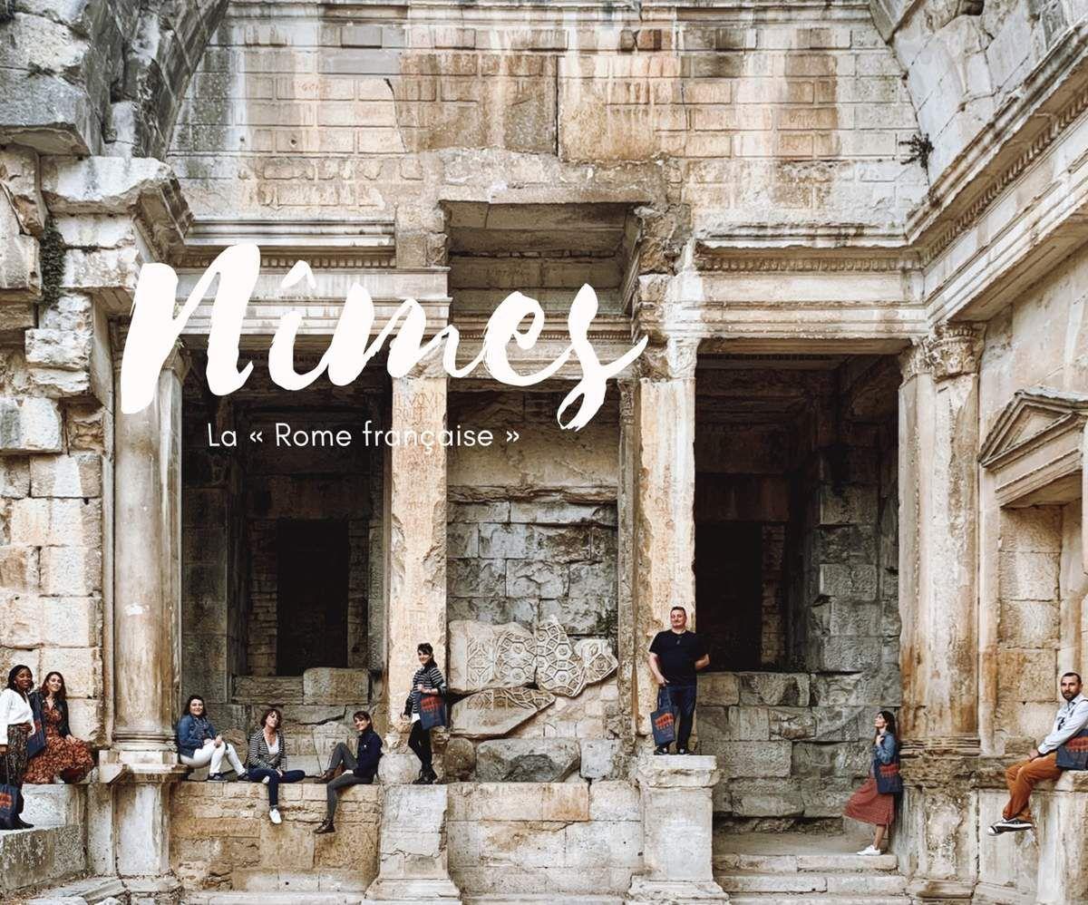 Visiter Nîmes en une journée