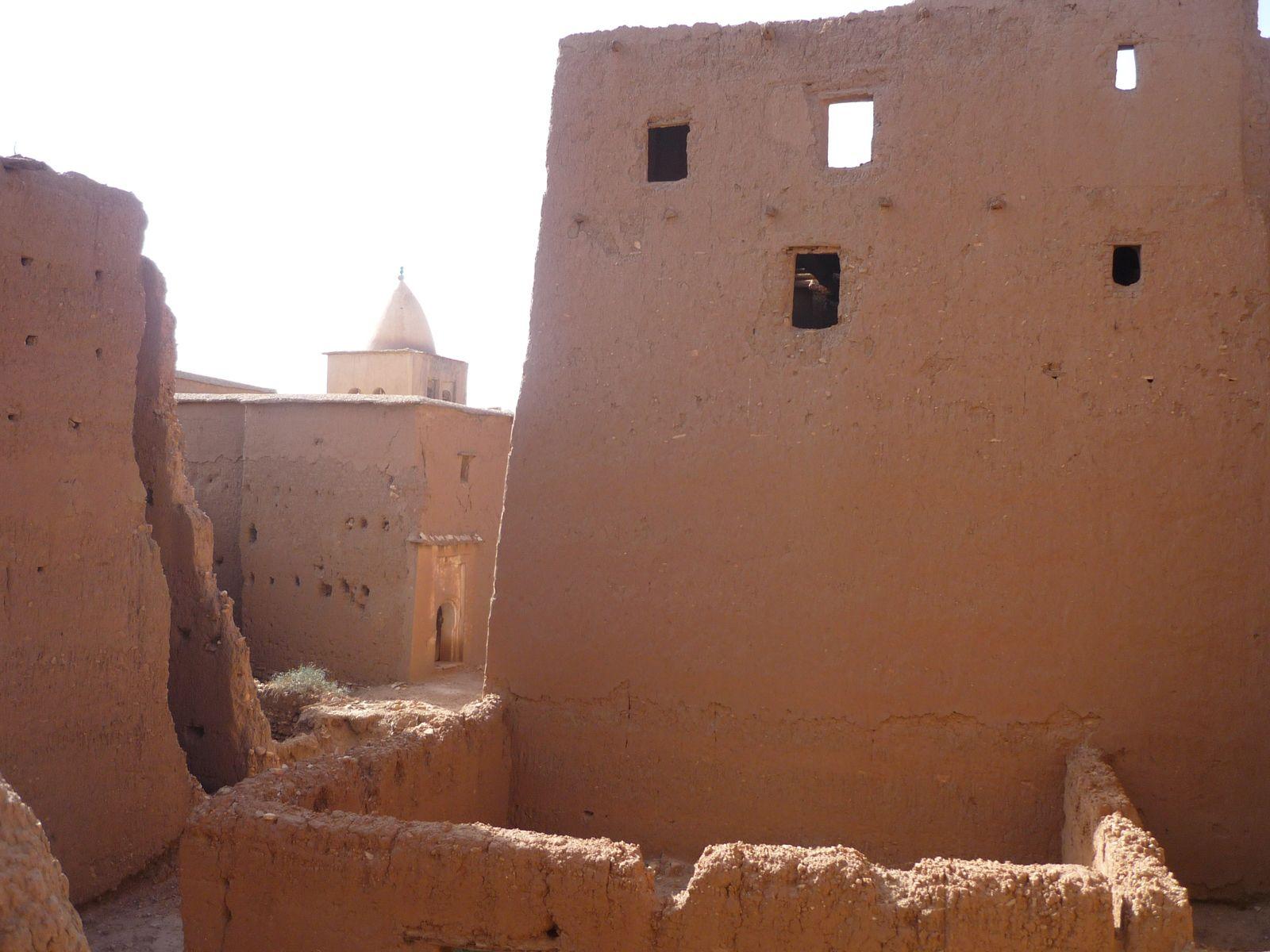 Mosquée ikalalne Afanour - Tinghir