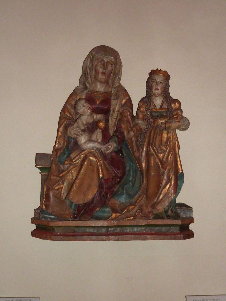 L'enfant Jésus et la lecture dans la sainte famille