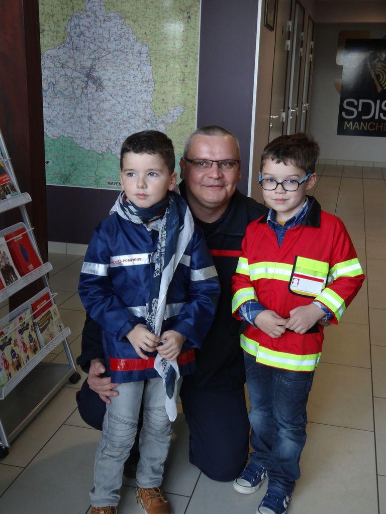 Rafaël,Jérome et Dylan