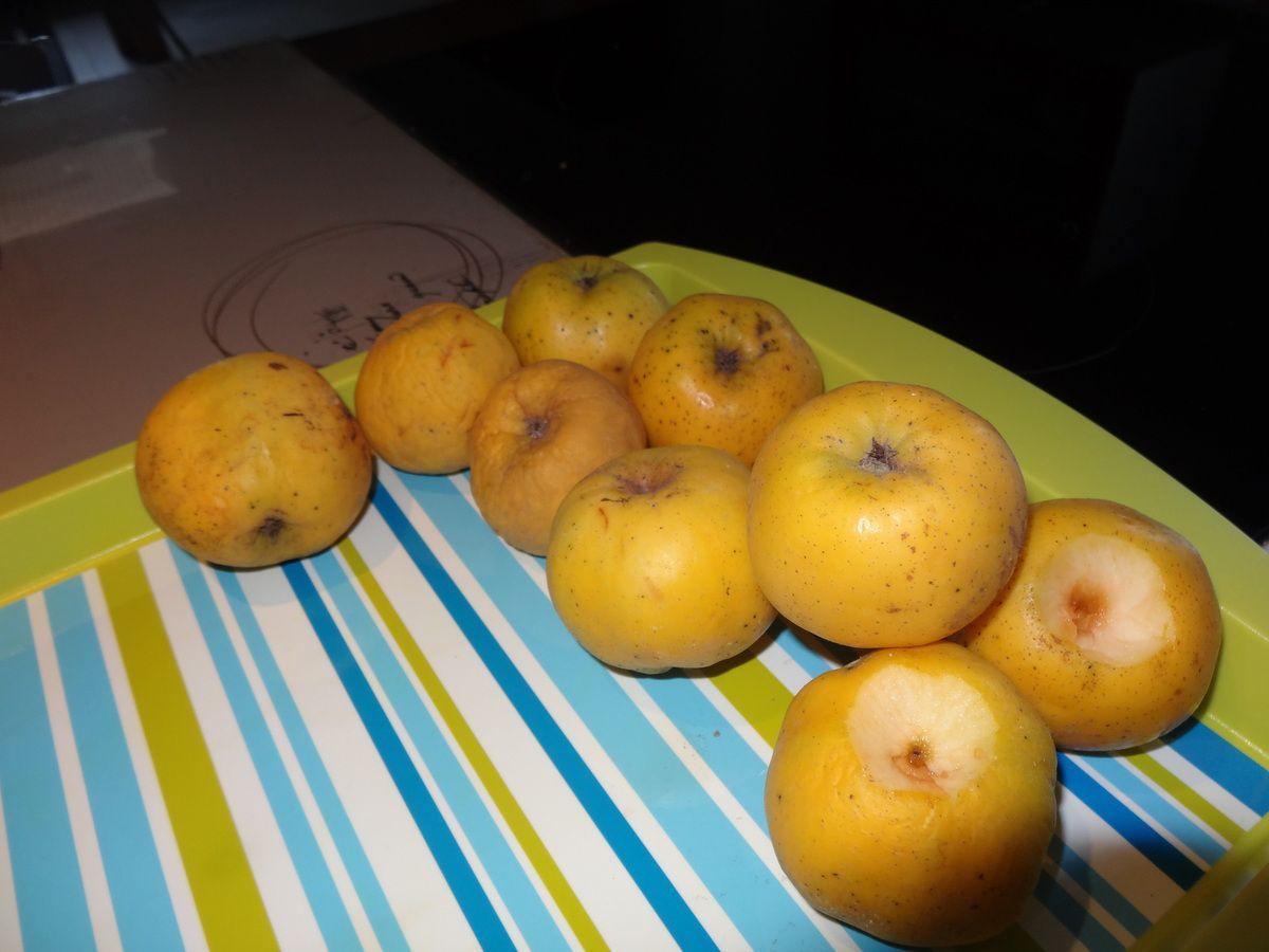 Ciambellone aux pommes