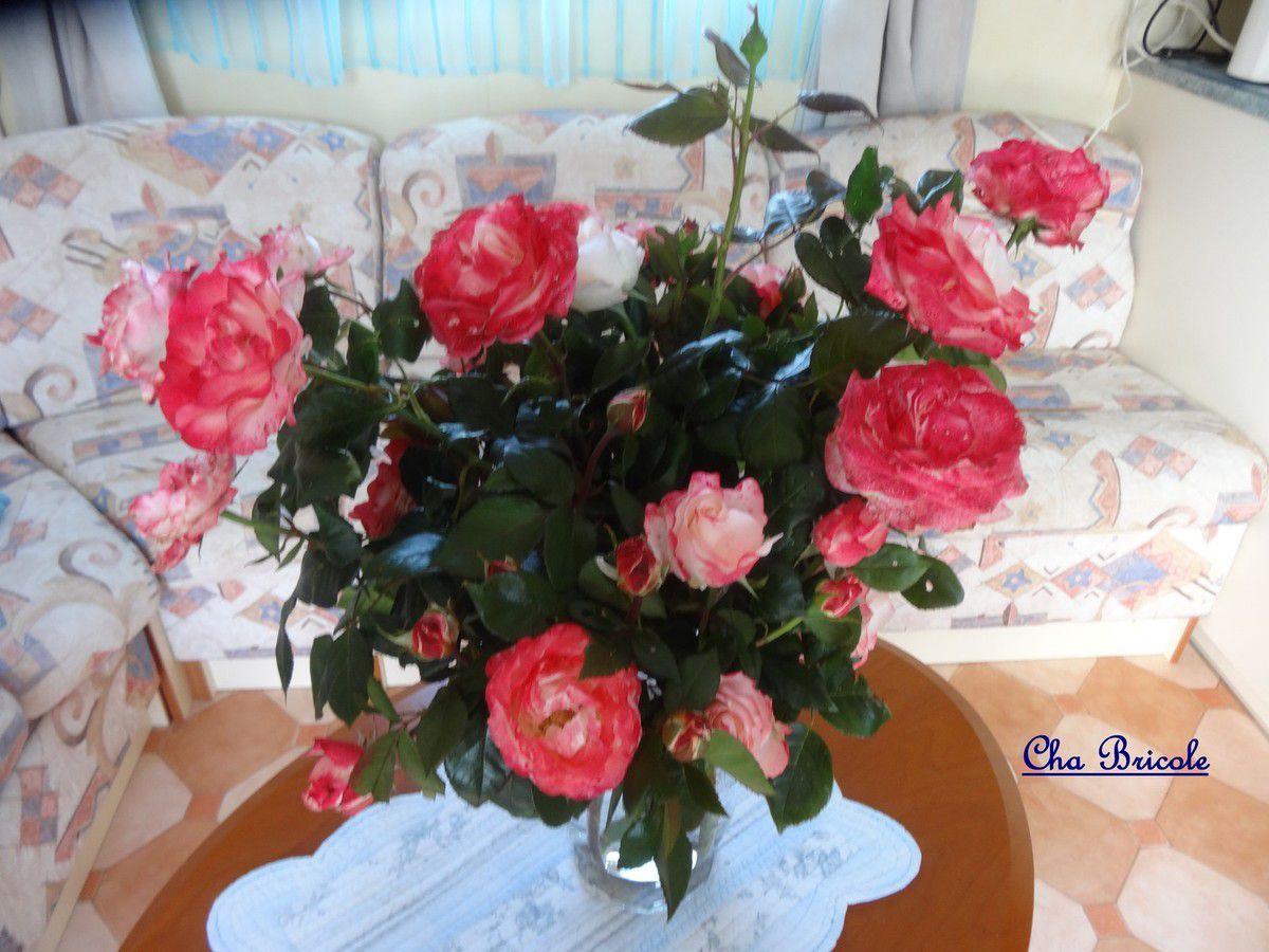 Bouquet du vendredi 9 juin