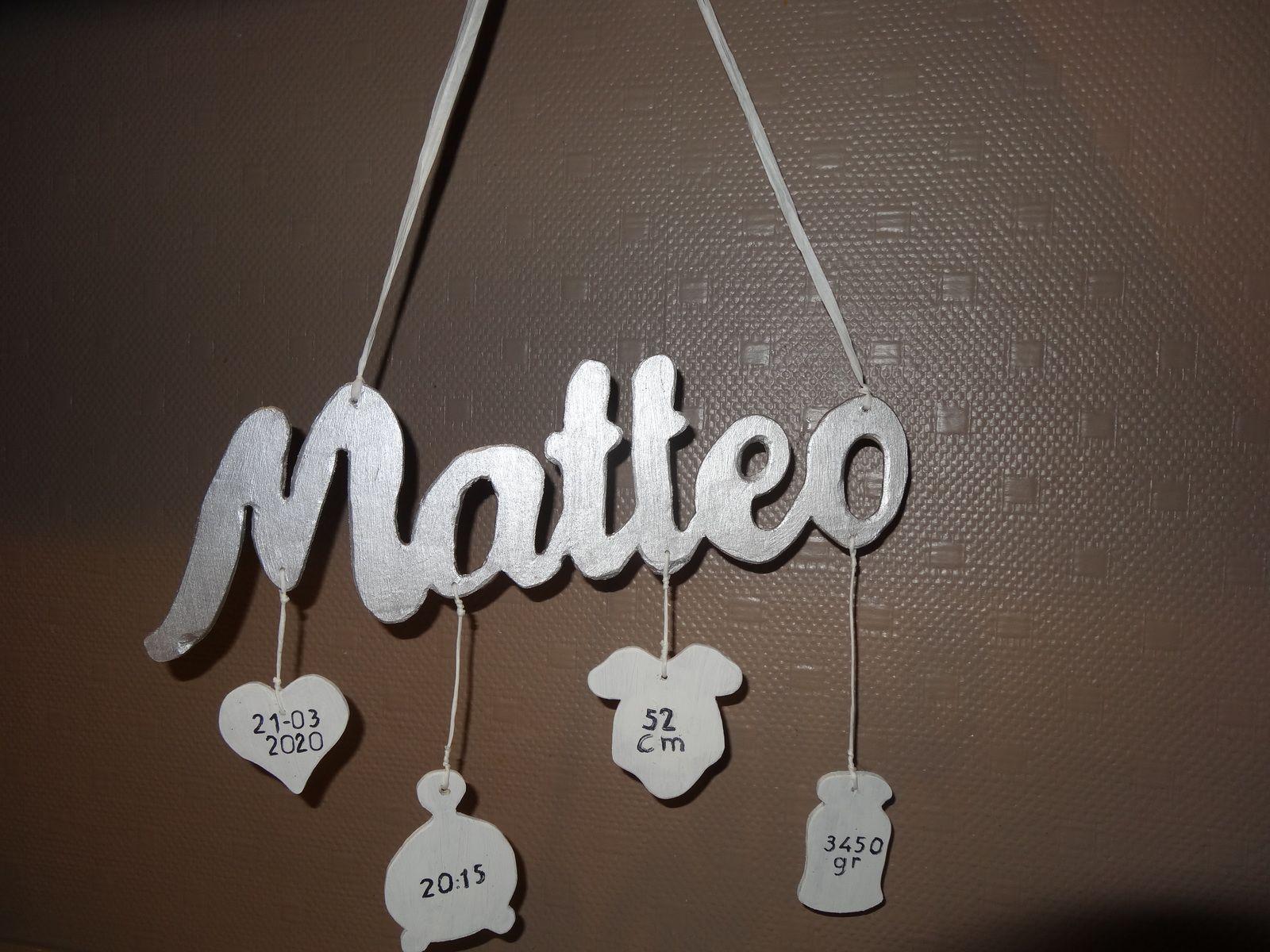 Pour Mattéo