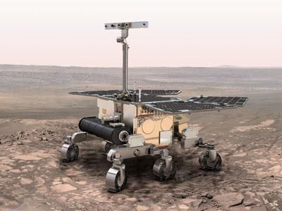 Un radar made in France sur Mars en 2020