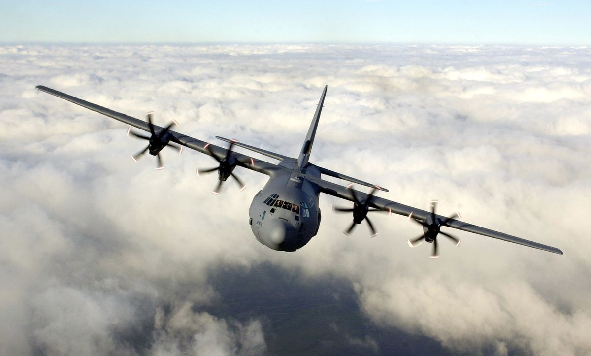 Welcome to C-130J !