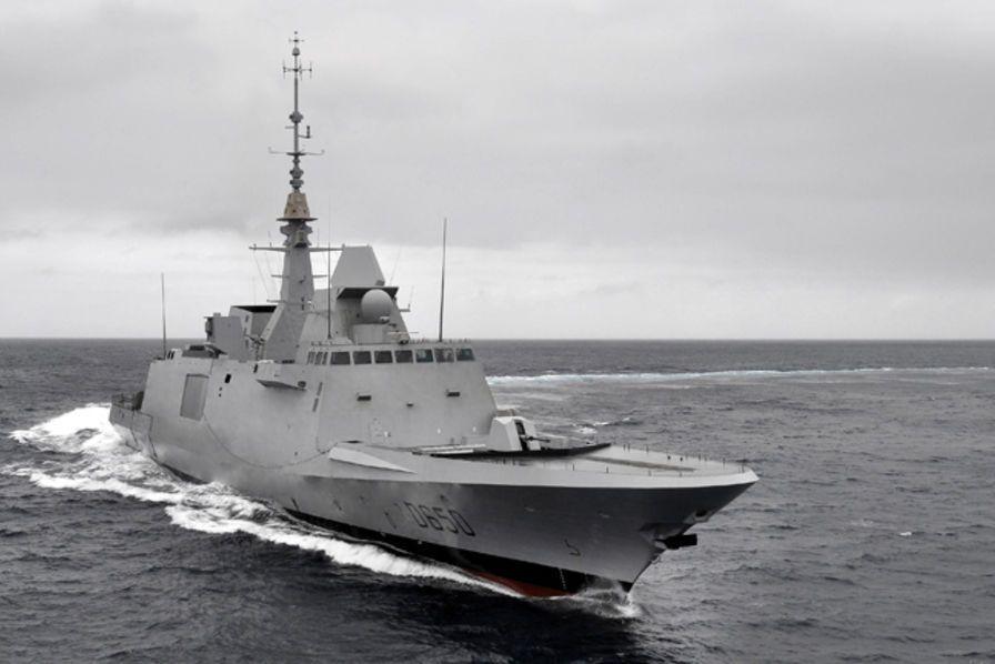 Bretagne, la cinquième frégate multi-missions