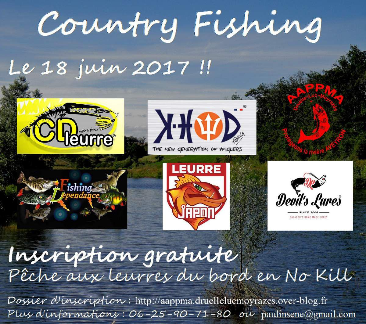 Country Fishing édition 2017