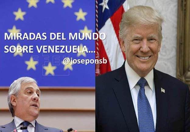 MIRADAS DEL MUNDO, SOBRE VENEZUELA