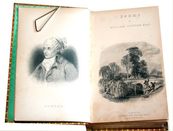 The Poetical Works Of William Cowper -