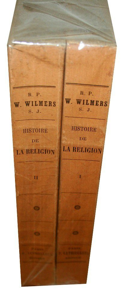 Wilmers (Le R. P. W.).