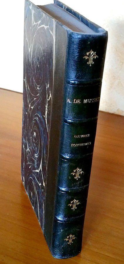 MUSSET (Alfred De).