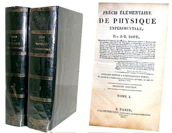 Biot (Jean-Baptiste) (1774-1862).