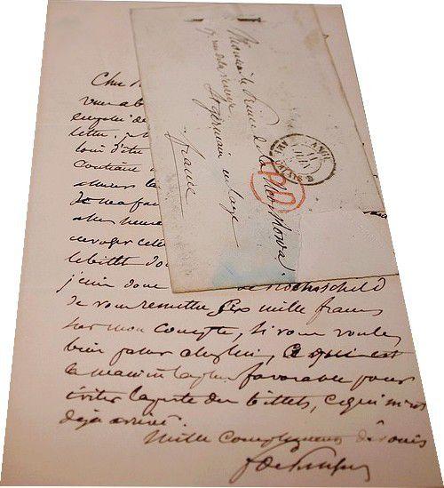 PERSIGNY JEAN GILBERT VICTOR FIALIN DUC DE (1808-1872).