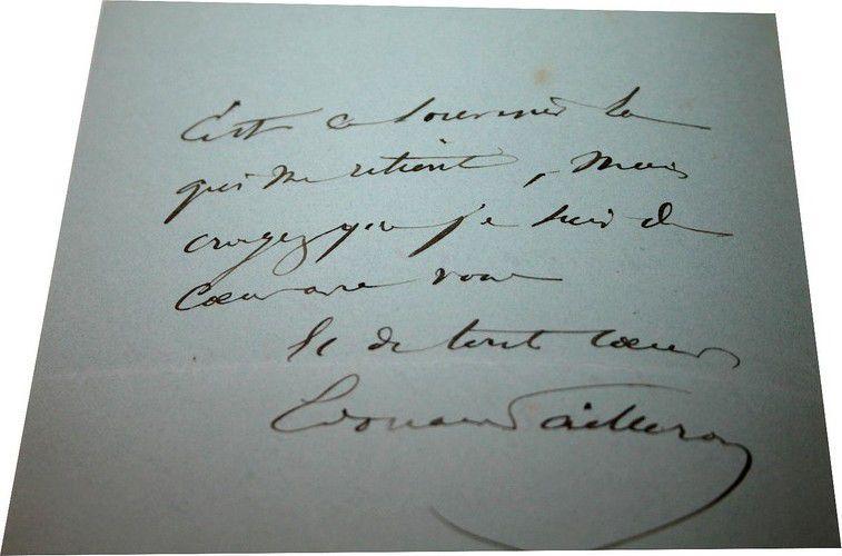 PAILLERON Edouard (1834-1899).