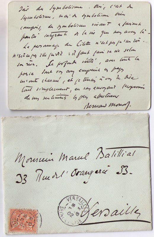 MONOD (Bernard 1879-1905) et BATILLIAT (Marcel).