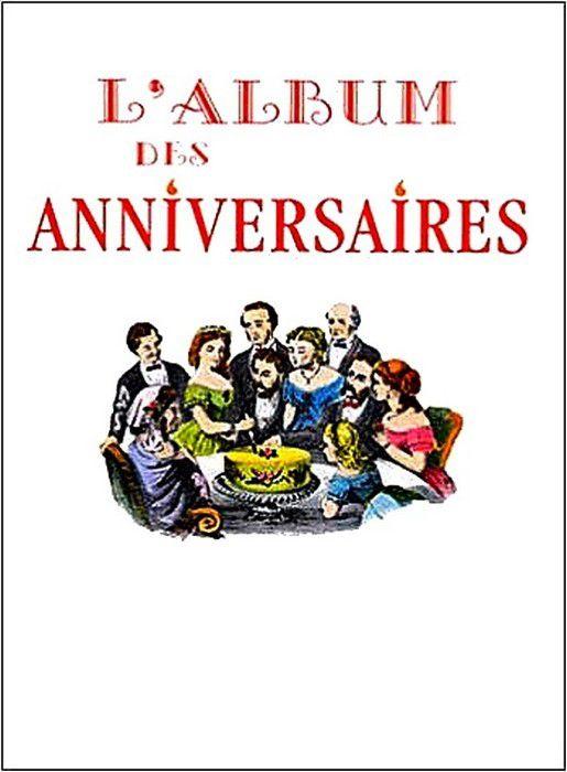 L'album des anniversaires - Pierre Horay