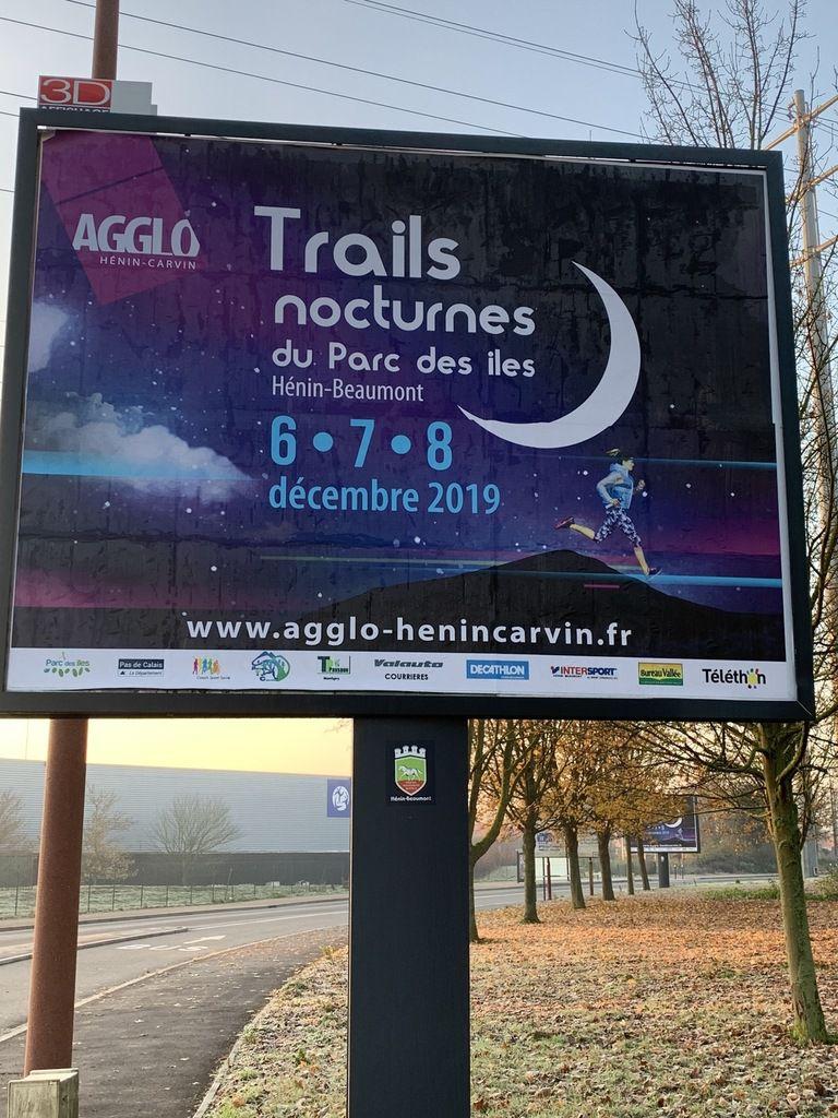Derniers heures d'inscription au trail nocturne