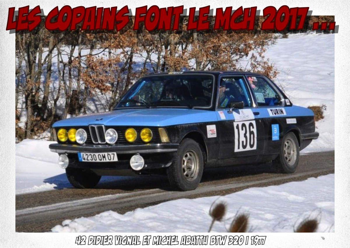 Photo le Blog de Romeo et Juliette - 13ème Rallye Monte-Carlo Historique 2010