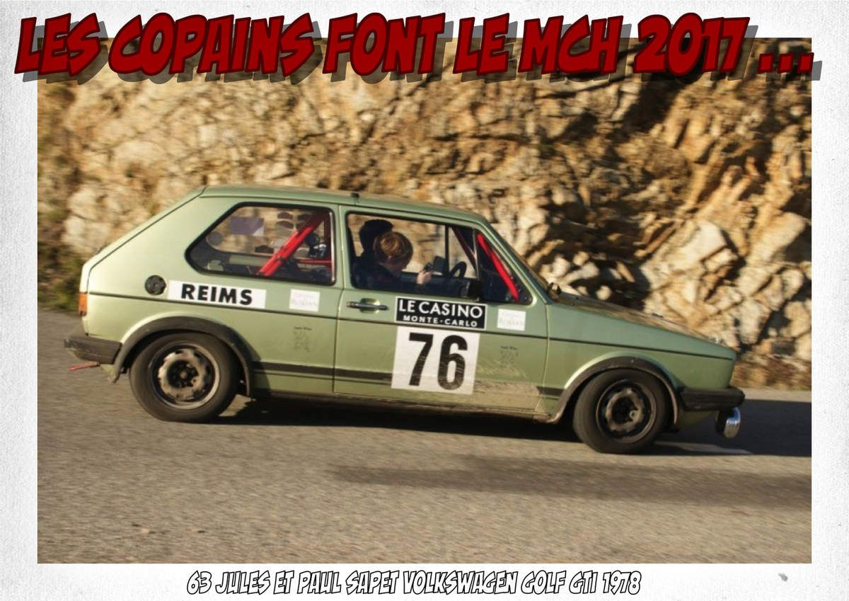 Photo Calori - Rallye Monte-Carlo Historique 2016