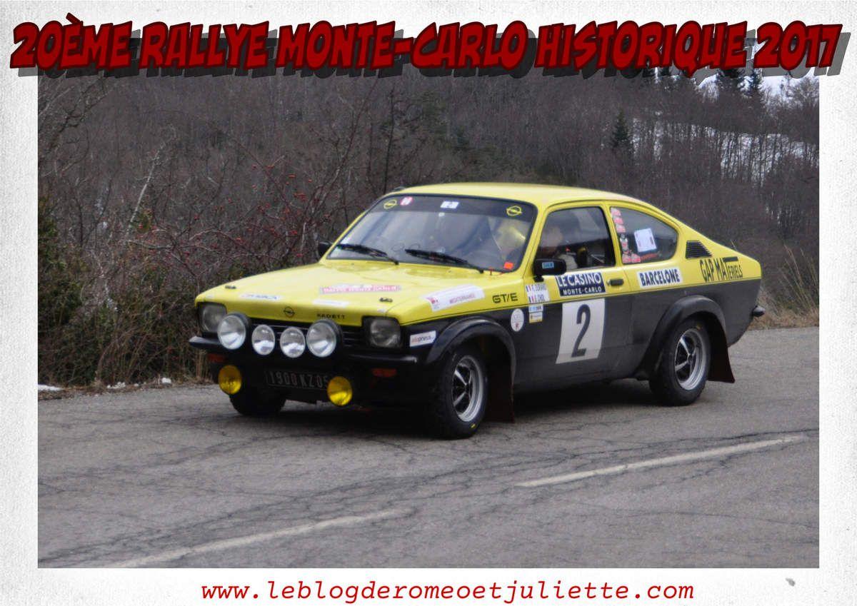 Bande annonce reportage photo Rallye Monte-Carlo Historique 2017