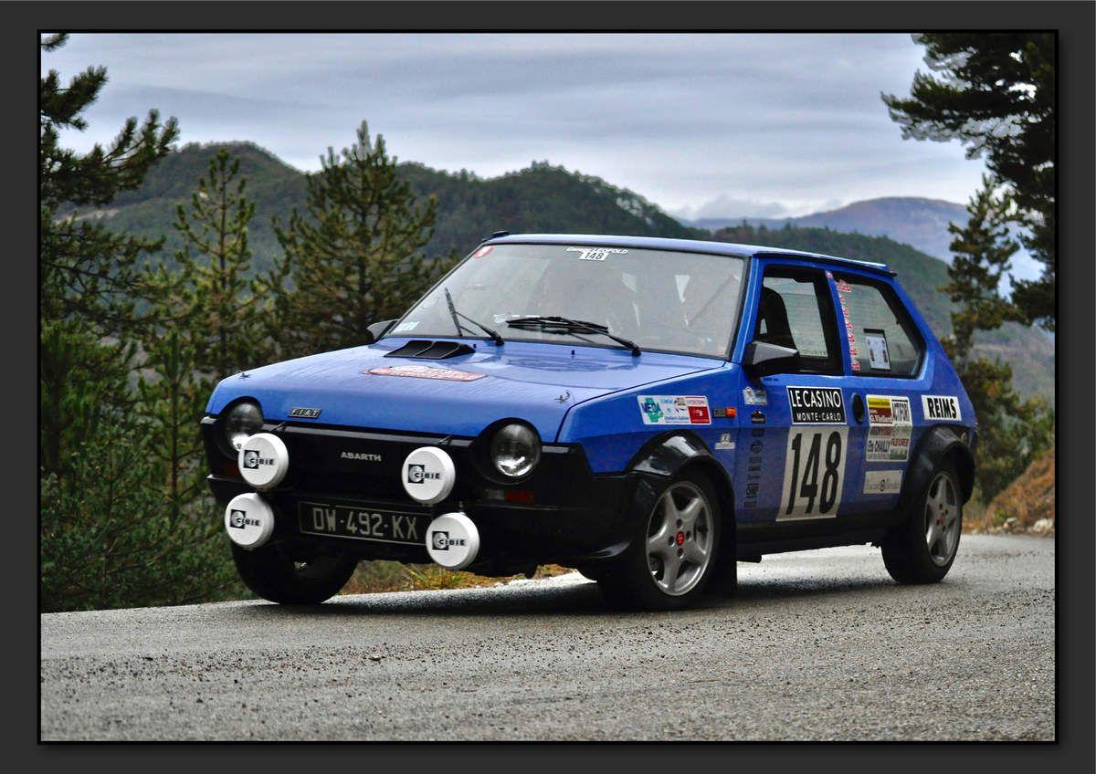 José BARAT (FRA) Thomas BARAT (FRA) - Fiat Ritmo 60 de 1979